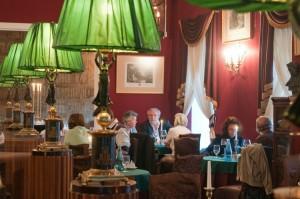 Literaturcafe - Restaurant in St. Petersburg