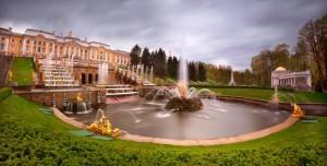 St. Petersburg Reisen, Sankt Petersburg, Peterhof, Zarenresidenz Peterhof, Urlaub in St. Petersburg
