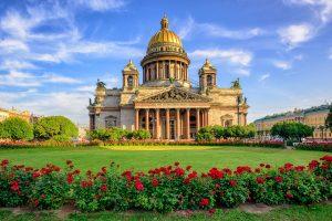 Museen in St. Petersburg: Isaak-Kathedrale