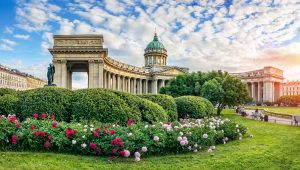 St. Petersburg Städtereise, Premium: St. Petersburg - Kasaner-Kathedrale