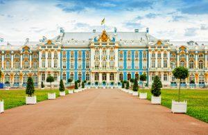 Museen in St. Petersburg: Katharinenpalast