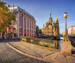 St. Petersburg Gruppenreise: Besichtigen Sie eine der schönsten Städte Russlands