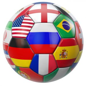 Russia Football 2018 Teams
