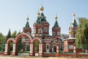 Wolgograd: Kasan Kathedrale