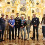 St. Petersburg Reisen Team