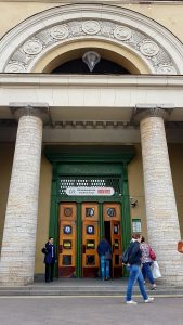 Metro St. Petersburg WLAN