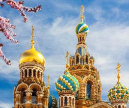 Sehenswürdigkeiten in St. Petersburg: Erlöserkirche