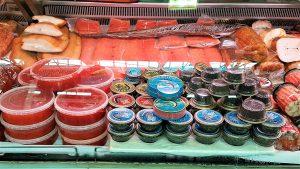Russische Küche: Kaviar
