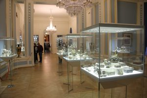 Fabergé Museum in St. Petersburg