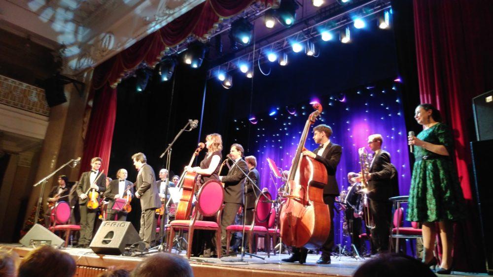 Konzerte in St. Petersburg