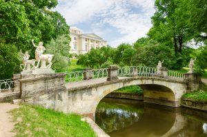 Sehenswürdigkeiten in St. Petersburg: Pawlowsk Park