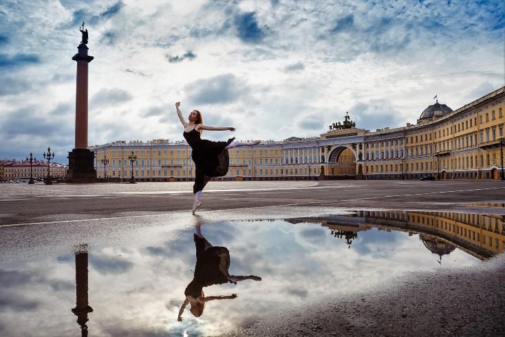 Kulturreise St. Petersburg