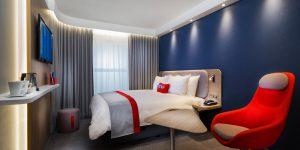 Doppelzimmer - Holiday Inn Express Paveletskaya, Moskau