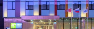 Fassade - Holiday Inn Express Paveletskaya, Moskau