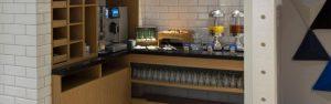 Küche - Holiday Inn Express Paveletskaya, Moskau