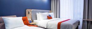 Dreibettzimmer - Holiday Inn Express Paveletskaya, Moskau