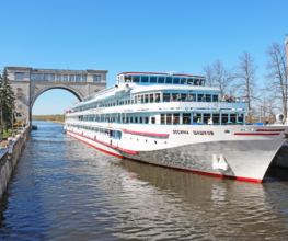 Russland Flusskreuzfahrt 2019 MS Schaschkow