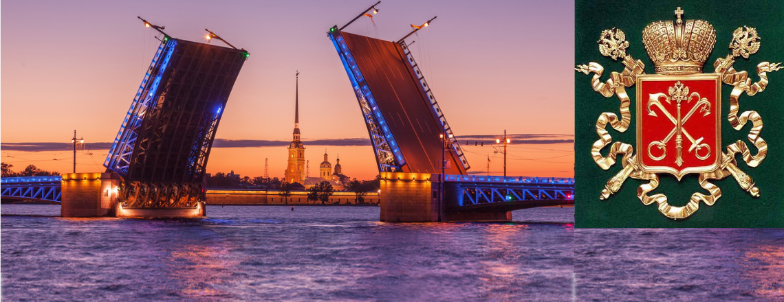 Weisse Naechte in St. Petersburg