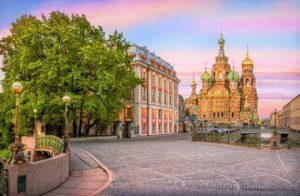 Premium Weiße Nächte in St. Petersburg