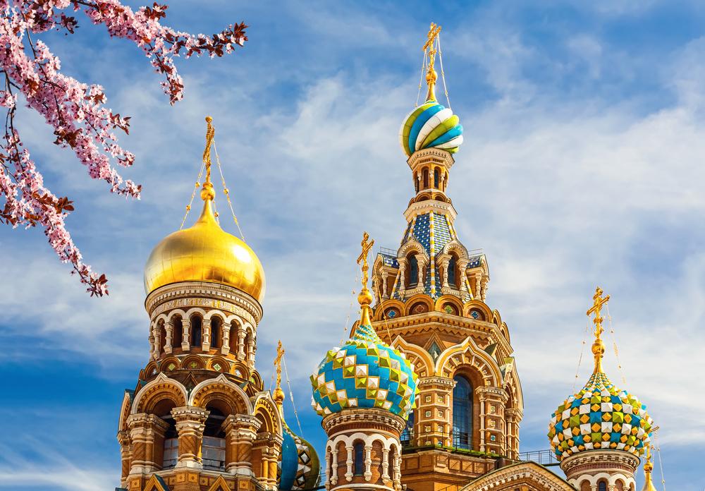 Gruppenreise nach St. Petersburg