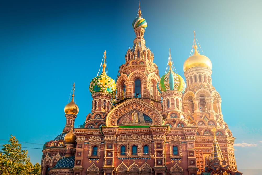 Sehenswürdigkeiten in St. Petersburg Nr. 9: Erlöserkirche in St. Petersburg