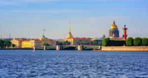 Premium: St. Petersburg - Newa