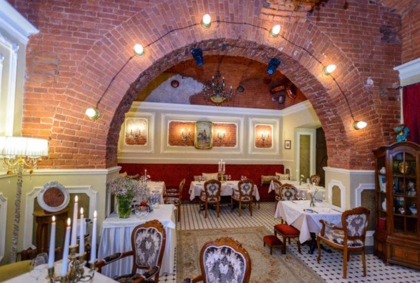 Restaurant Stackenschneider in St. Petersburg