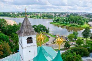 Flussfahrt Russland, Moonlight Sonata - Jaroslawl