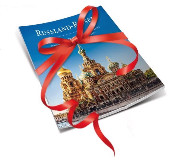 Russland Katalog Cover 2020