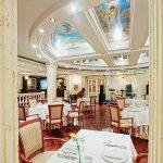 Restaurant Fjodor Dostoevsky Sankt Petersburg Russland