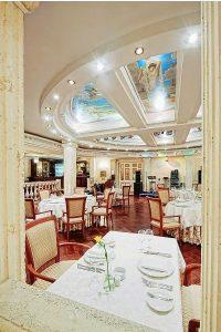 Restaurants in St. Petersburg