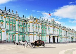 Eremitage-St. Petersburg