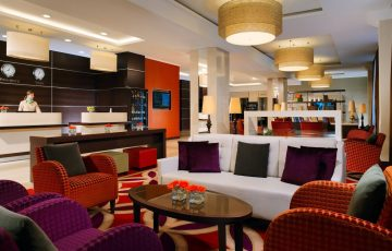 Courtyard by Marriott Puschkin St. Petersburg Reisen