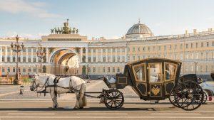 Reise St. Petersburg
