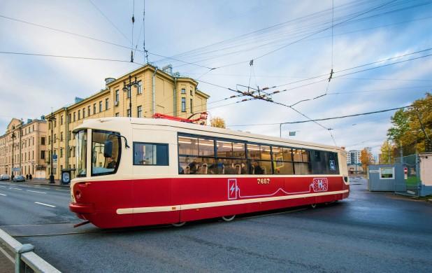 wasserstoff straßenbahn st petersburg