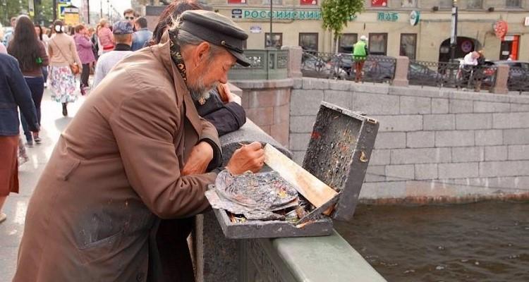 Maler St. Petersburg, AL.EX-Reiseleitung