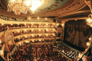 Mariinsky Theater St. Petersburg