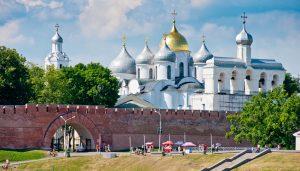 St. Petersburg Novgorod