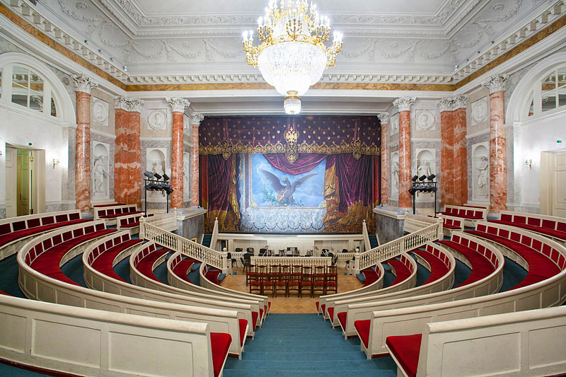 Eremitage Theater St. Petersburg