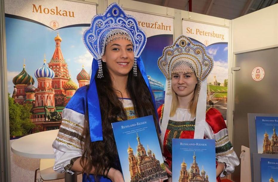 CMT Stuttgart 20 Russland Reisen