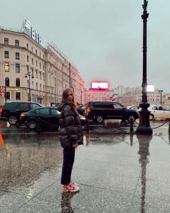 Unsere Bloggerin Valeria in St. Petersburg